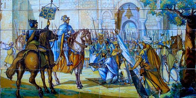 Alfonso-VI-conquista-de-Toledo