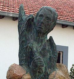 Estatua de Casimiro Gómez Ortega