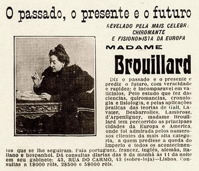 Anúncio inserto na llustração Portuguez¿, i5 de Novembro de 1915.